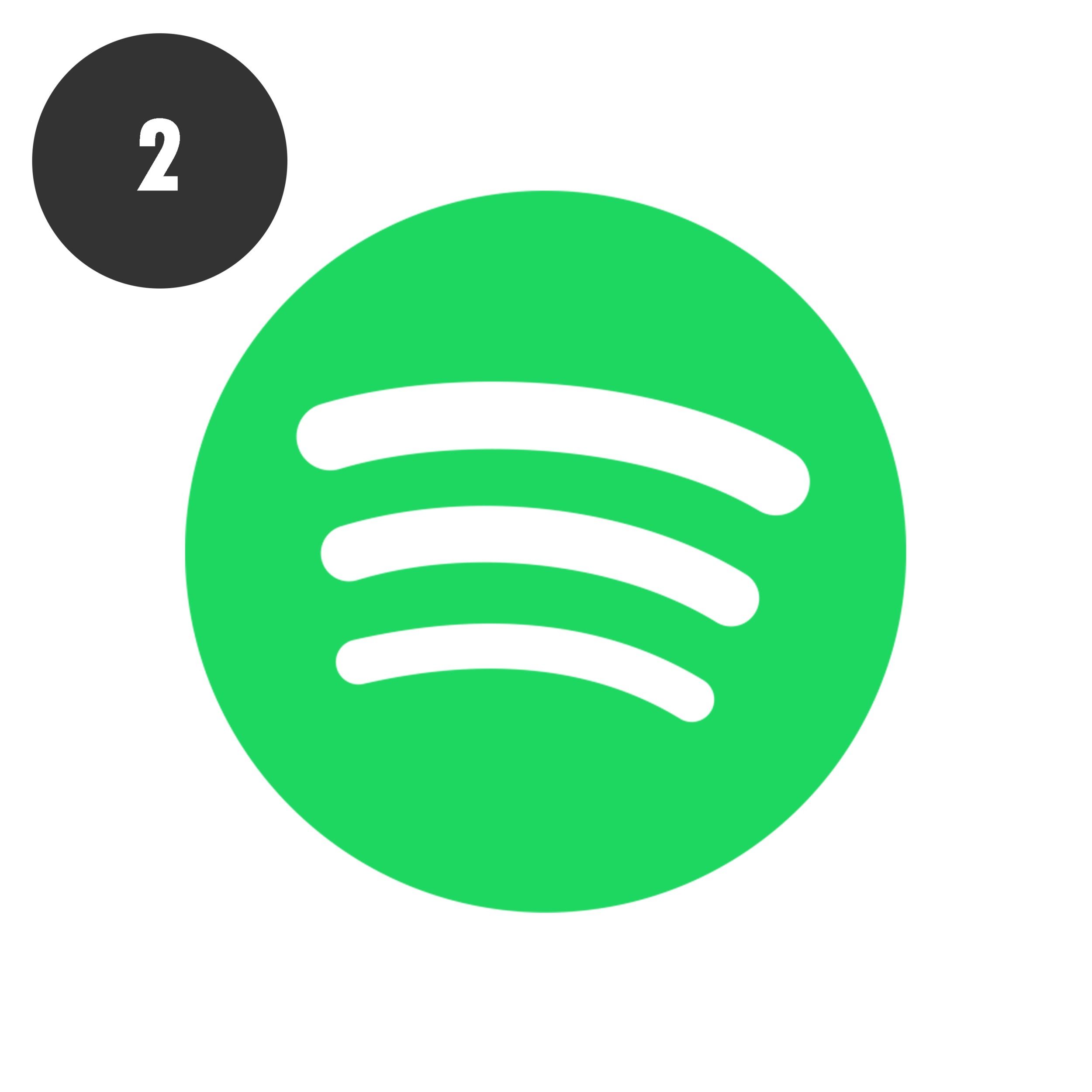 Connect your Spotify Account -