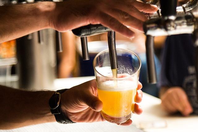 Service de bar -
