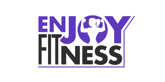 EnJoy Fitness marketing Logo montreal functional trainer