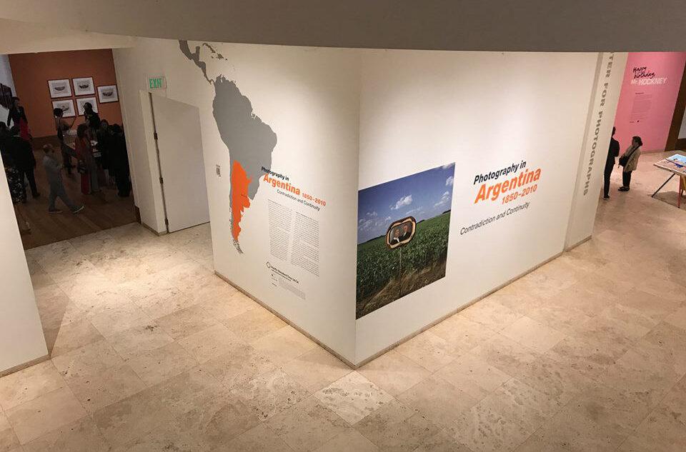 J. Paul Getty Museum Los Angeles, USA, 2017.