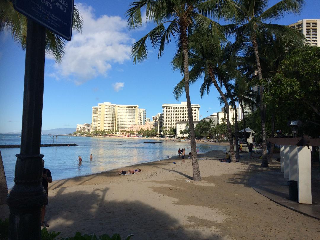 Hawaiian History Walk Story