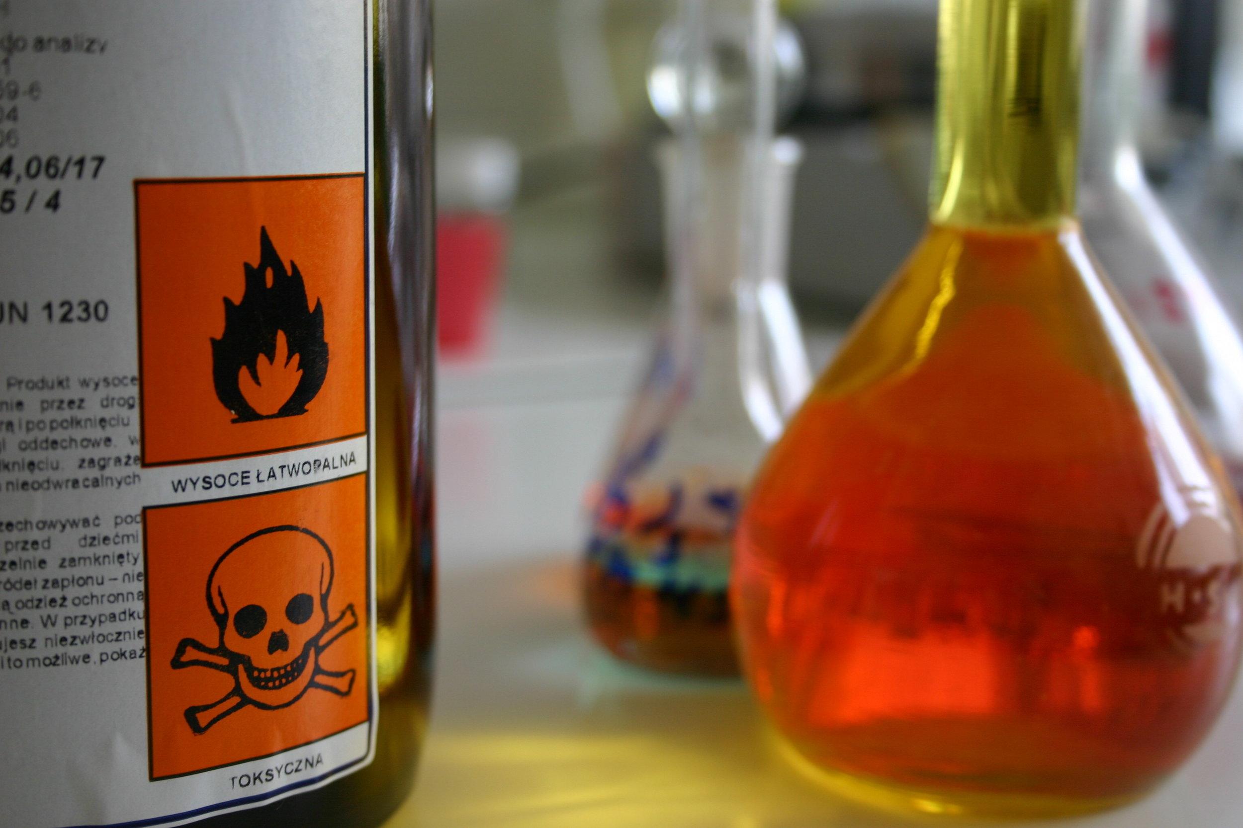 TOXIC ENFORCEMENT -