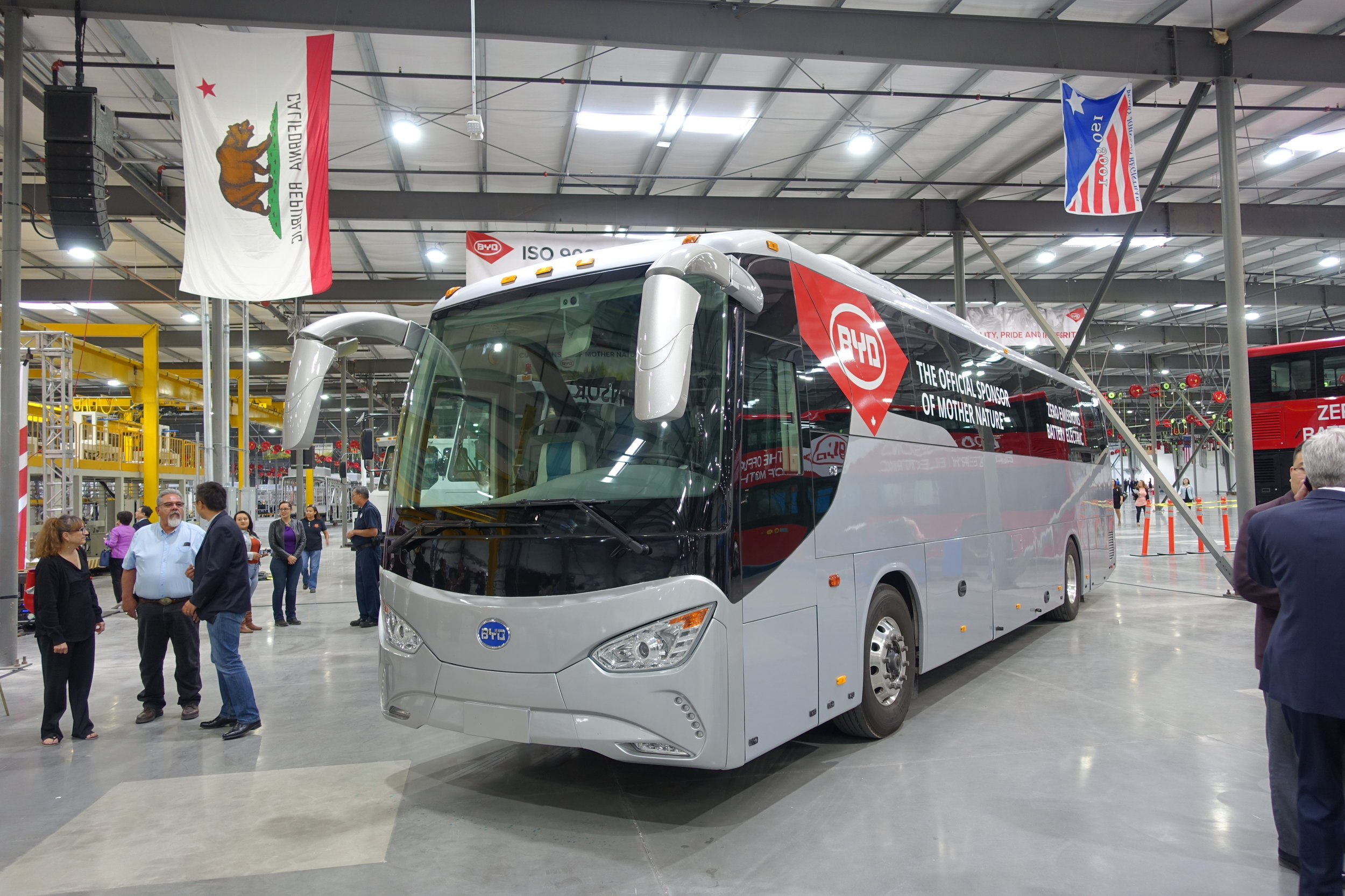 Byd Co