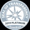 GuideStar Seal of Transparency 2019 Platinum@0.5x.png