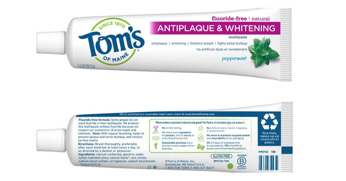 Colgate Debuts World's First Recyclable Toothpaste Tube Thanks to As You Sow Engagement