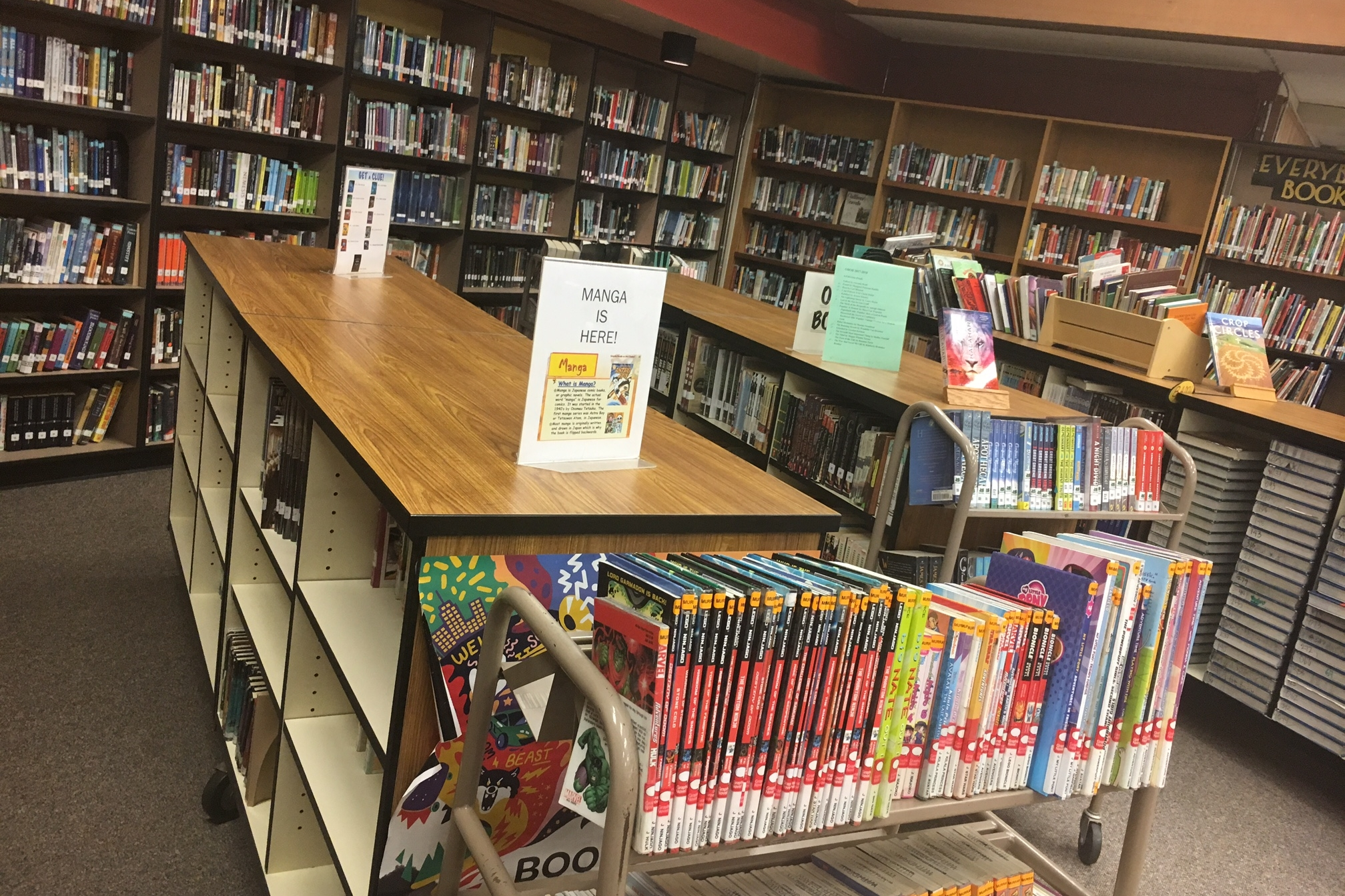 CPMS Library