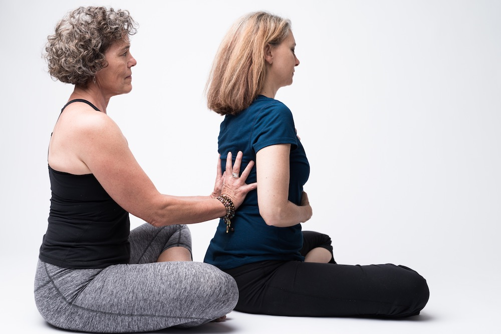 Yoga Therapy with Linda Alley Sarnack