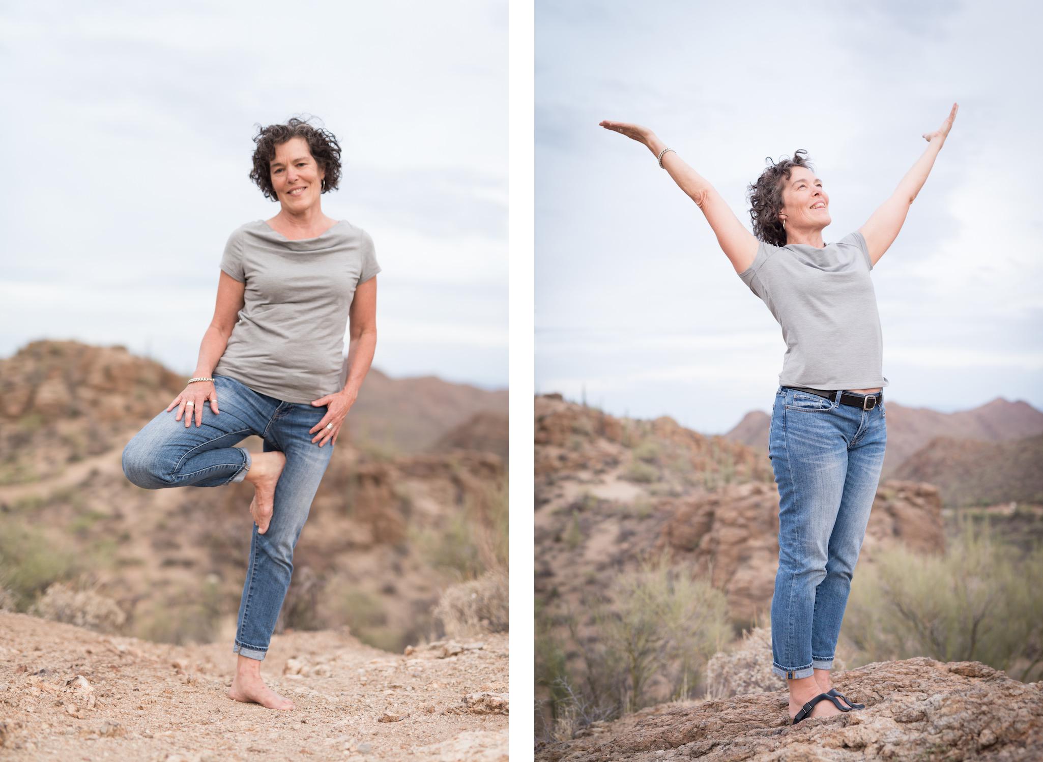 Linda Alley-Sarnack | Embodying Awareness Yoga Therapy