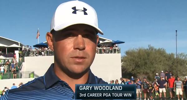 Interview:Gary Woodland -