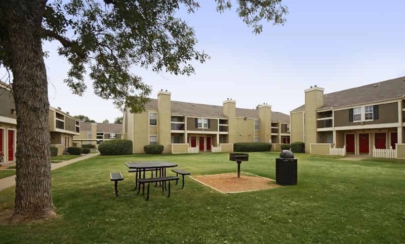 Apartments in Jenks School District