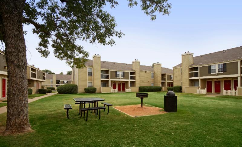 Jenks School District Apartments