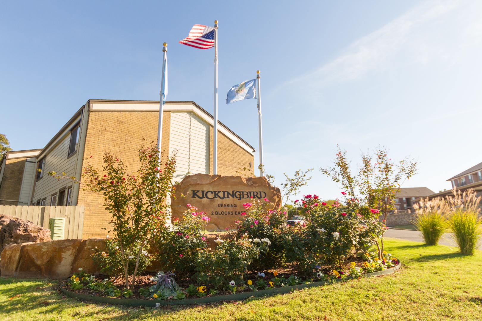 Kickingbird Hills Apartments in Oklahoma