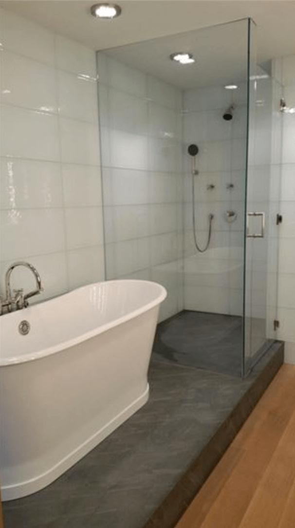 Minimalist Style Bathroom Decor