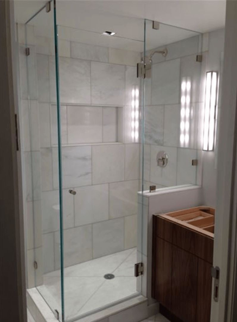 High Quality Glass Shower Walls and Doors