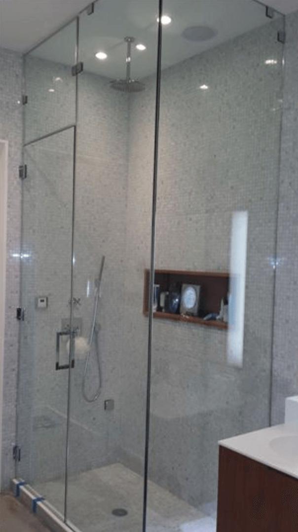 Luxury Shower Design