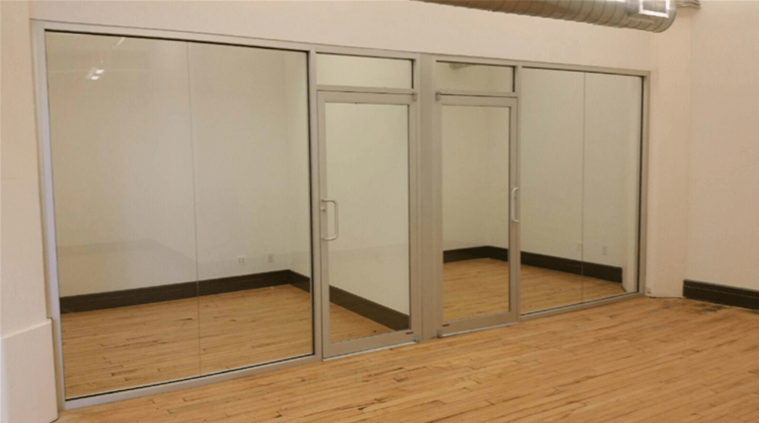 Glass Walls, Partitions, & Railings