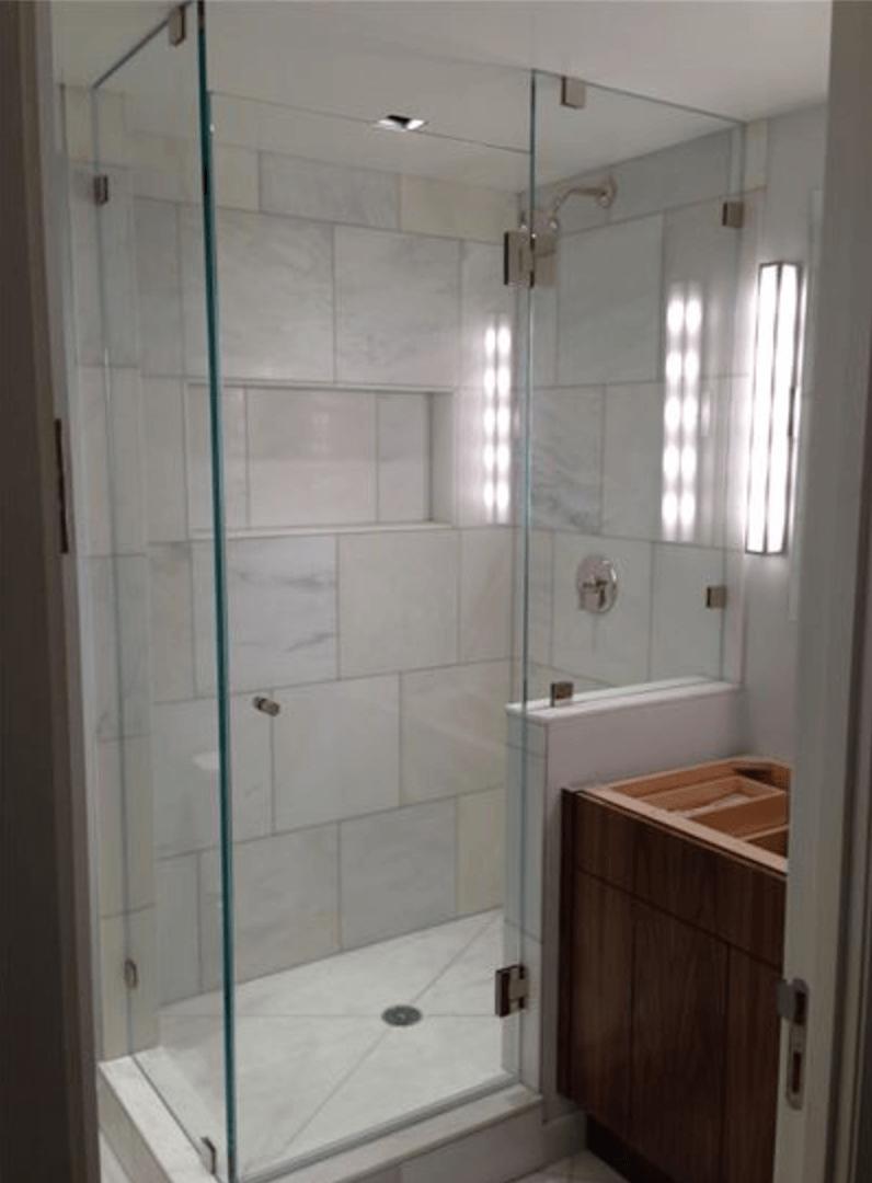 Shower Doors Clean