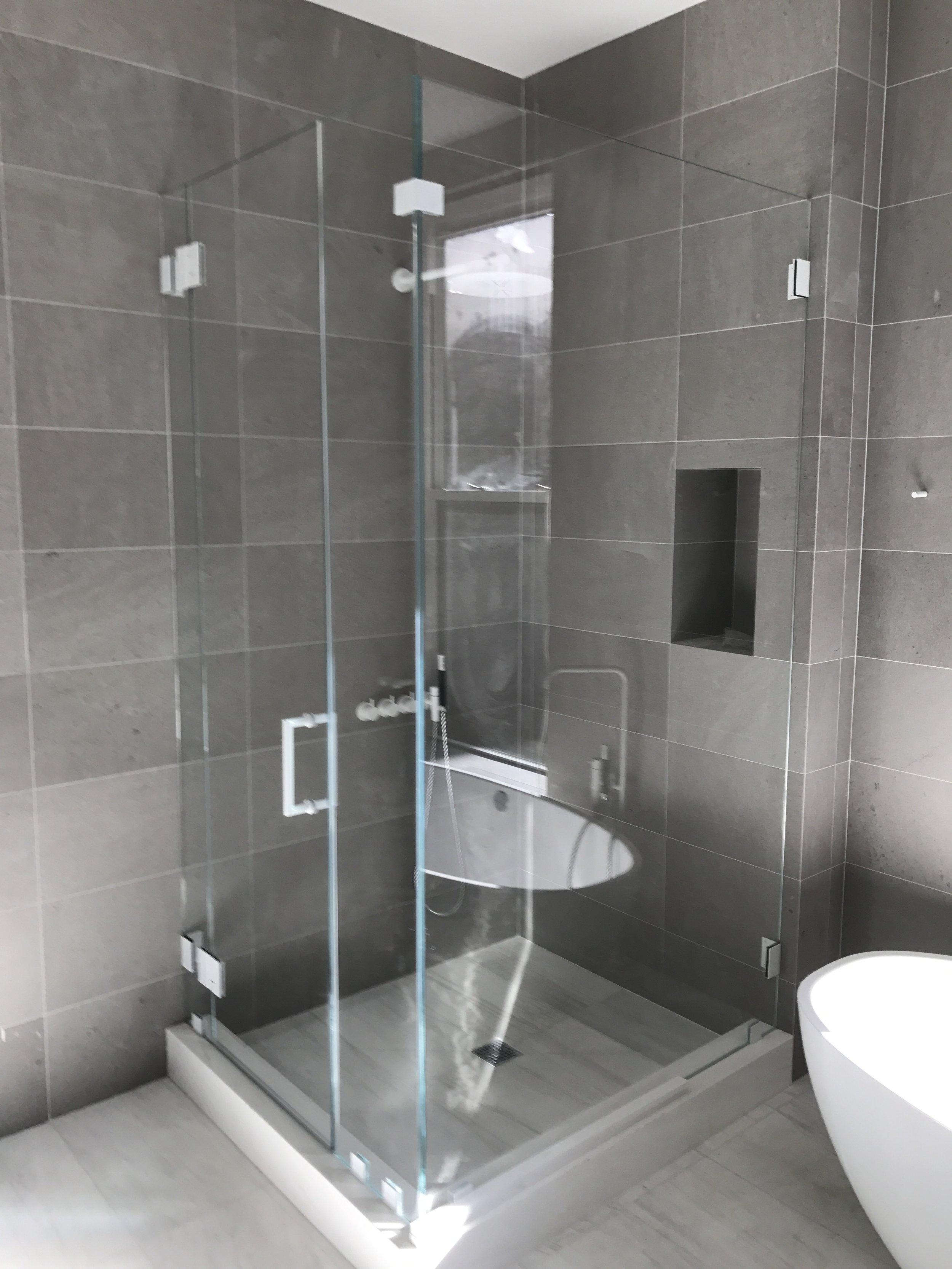 Shower Doors Capitol Glass