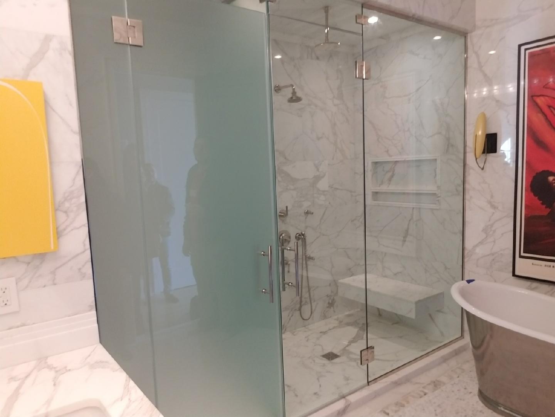 Fully Enclosed NYC Bathroom