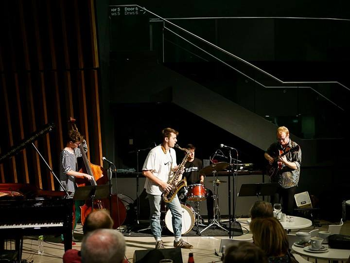 David Bush Quartet - © Joe Northwood