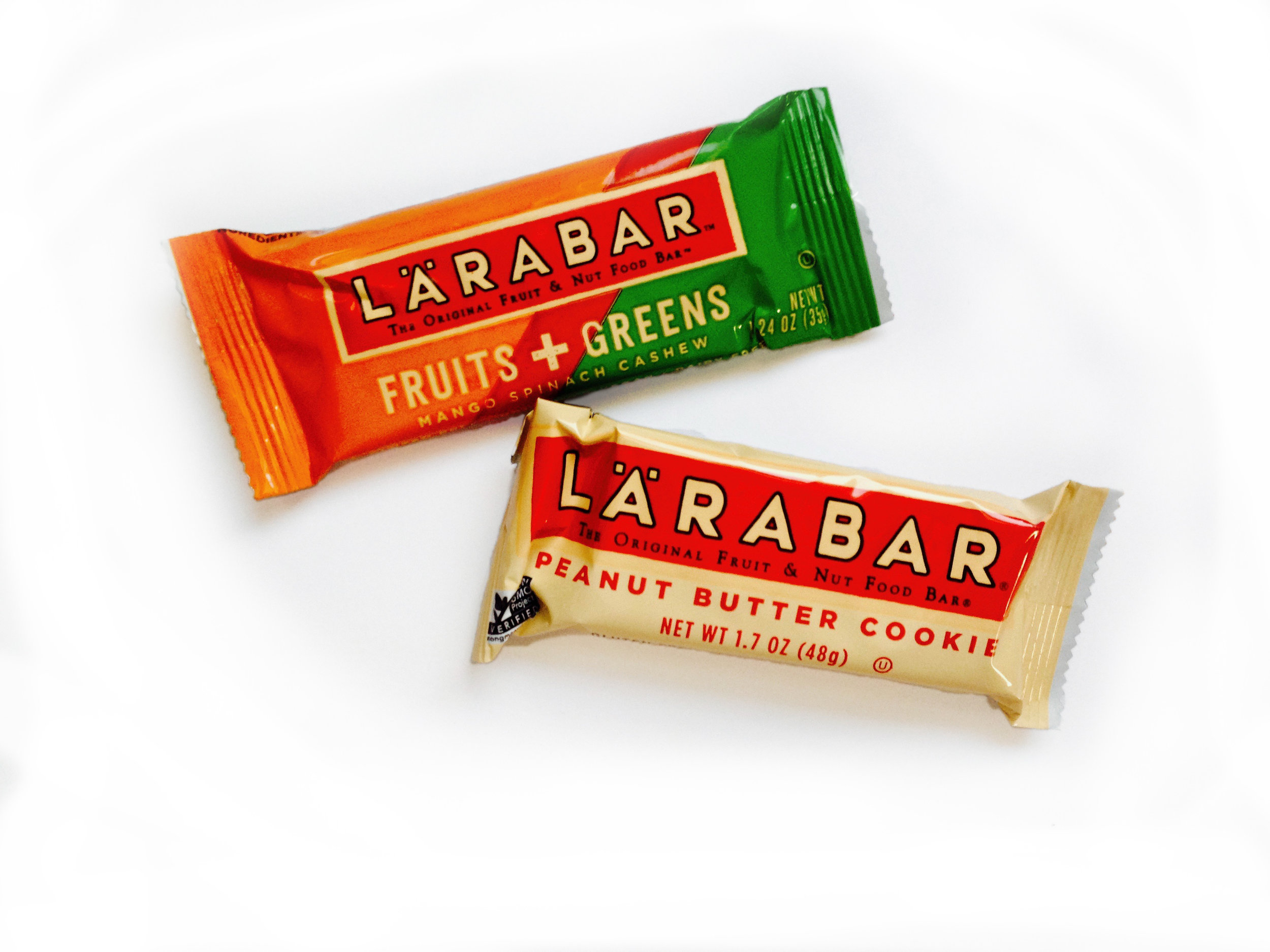 Travel Snacks - Larabar