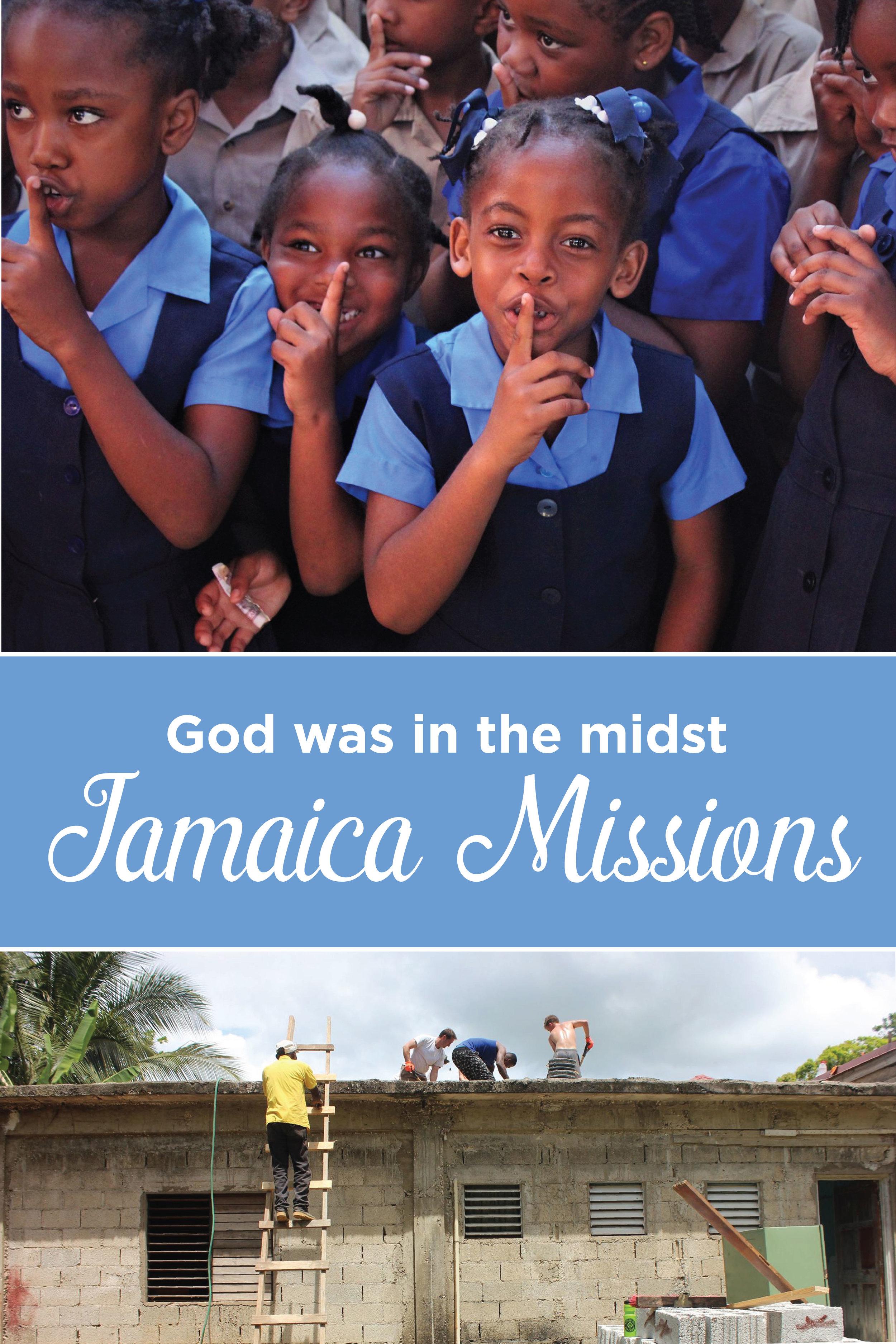 Jamaica Missions Trip 2017