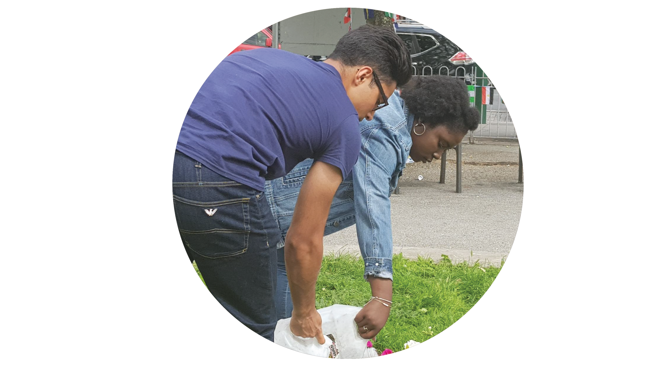 Contribute your valuable skills to help transform our community andmake it better place to live and work - Do you want to volunteer with us? Fill in the form below.