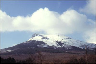 Mt. Peña de Francia