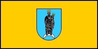 the flag of Marija Bistrica
