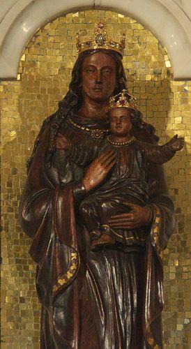 The Catholic Statue