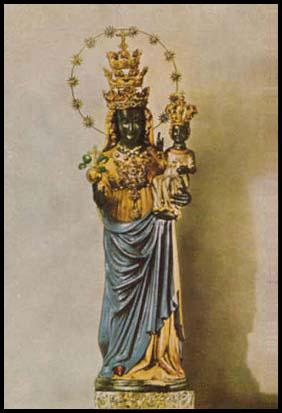 Nuestra Señora de Oropa, Italia