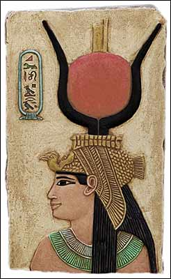 Isis fresco