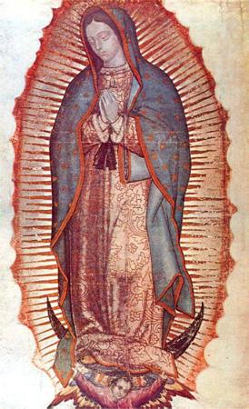 La Virgen de Guadalupe, México