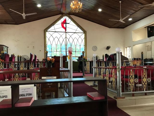 Charles Davies Memorial United Methodist Church