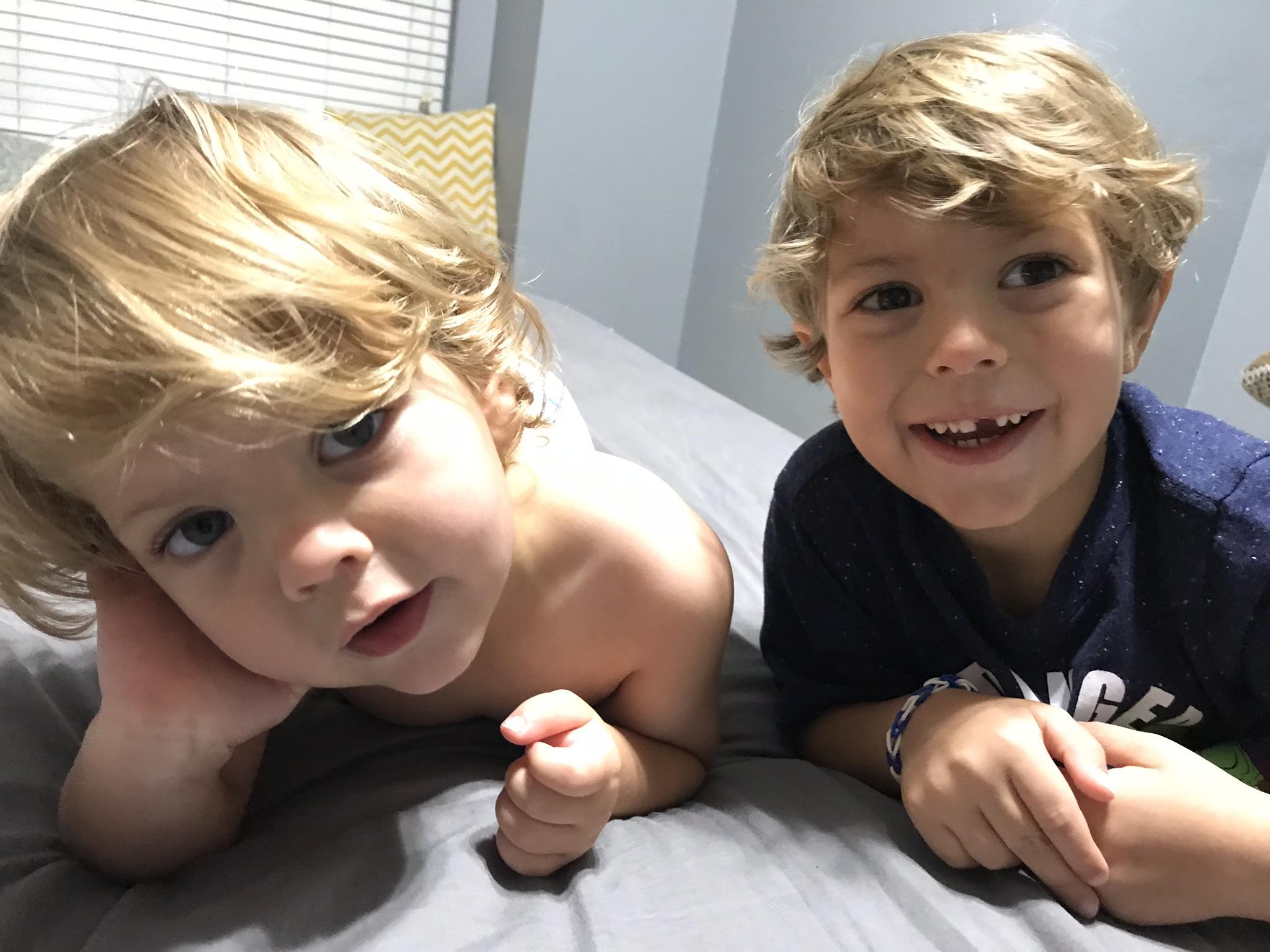 Isaac and Aaron