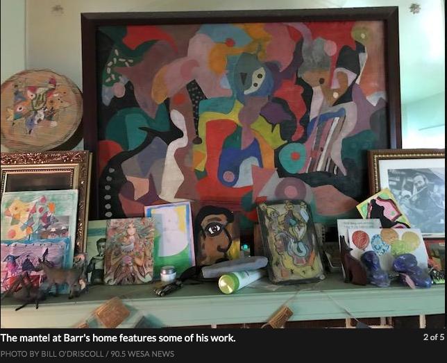 The Art of Chuck Barr