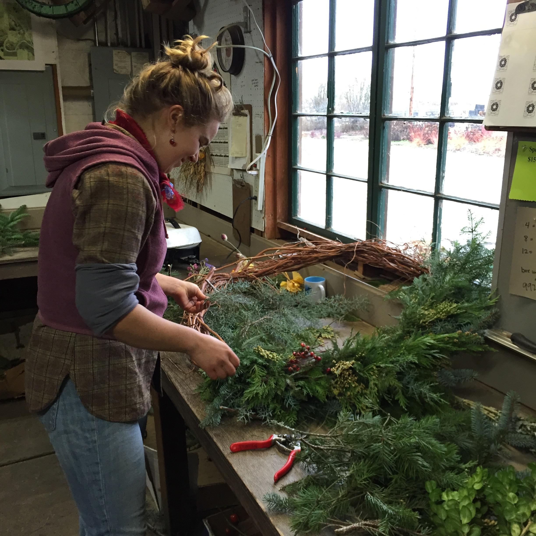 Wreath-making Workshops, December