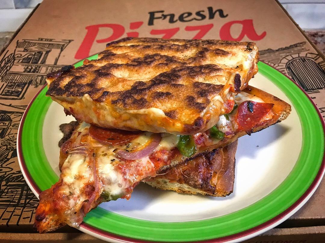 Pizza Sandwich #3