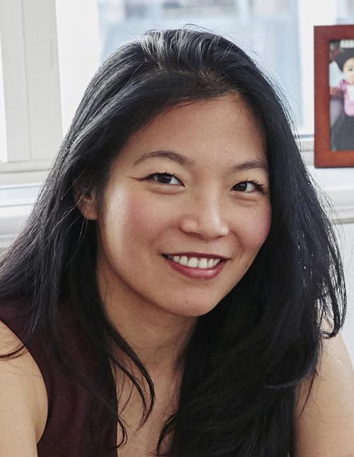 Georgene huang - CEO and Co-founder, Fairygodboss
