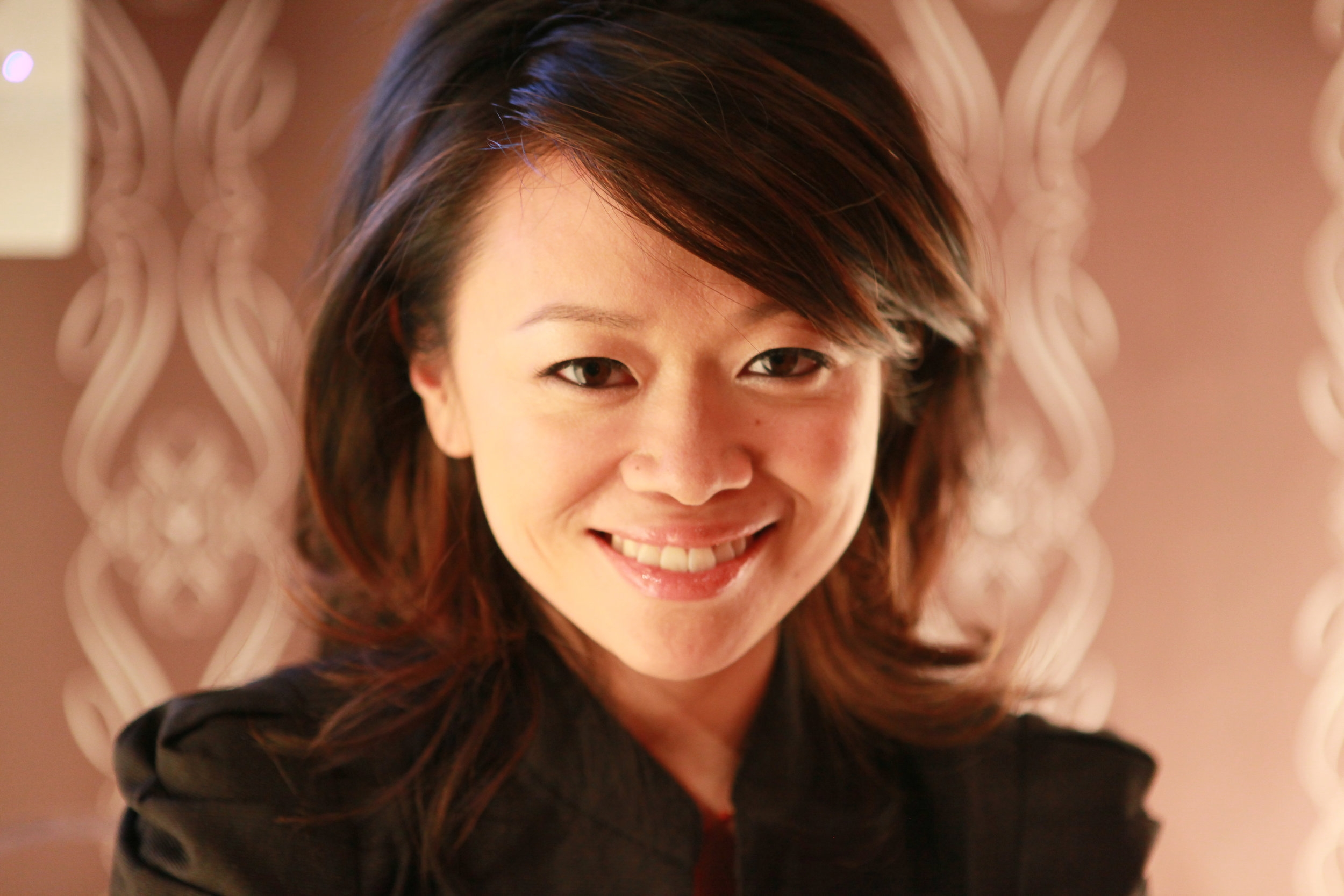 Claudia Chan - CEO and Founder of S.H.E. Globl Media Inc