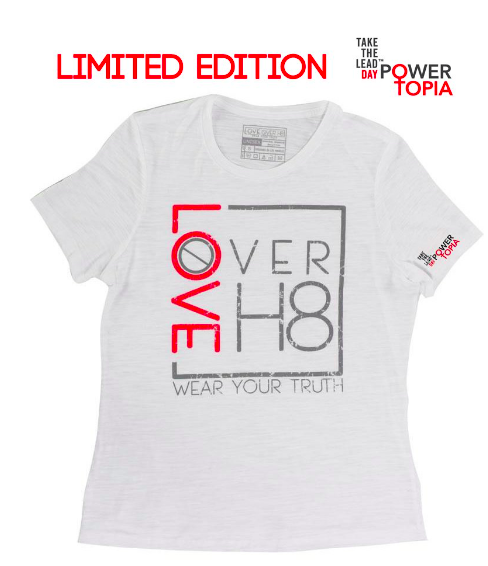 WEAR YOUR TRUTH: order your tAKE THE LEAD DAY SHIRT today! - 100% of the proceeds from this sale will be donated backto Take The Lead.
