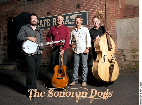 The Latin Jazz Syndicate The Sonoran Dogs