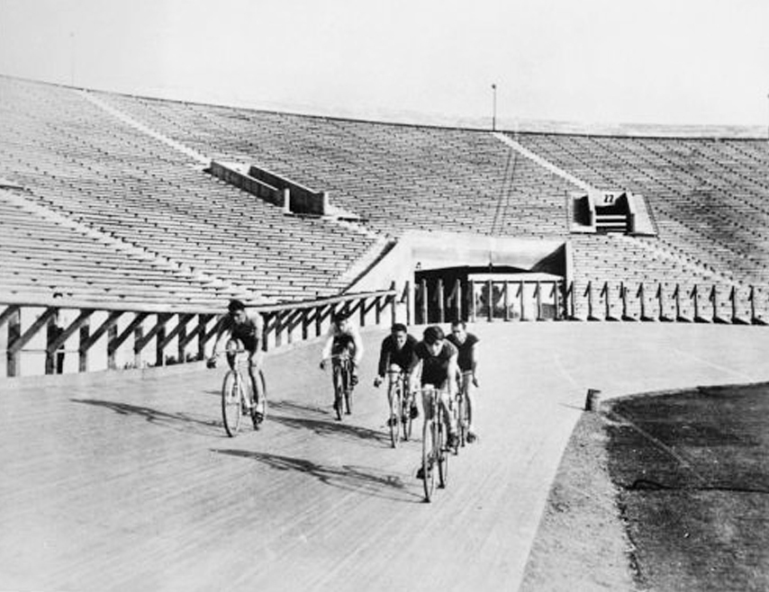 1932, Olympic Games Velodrome