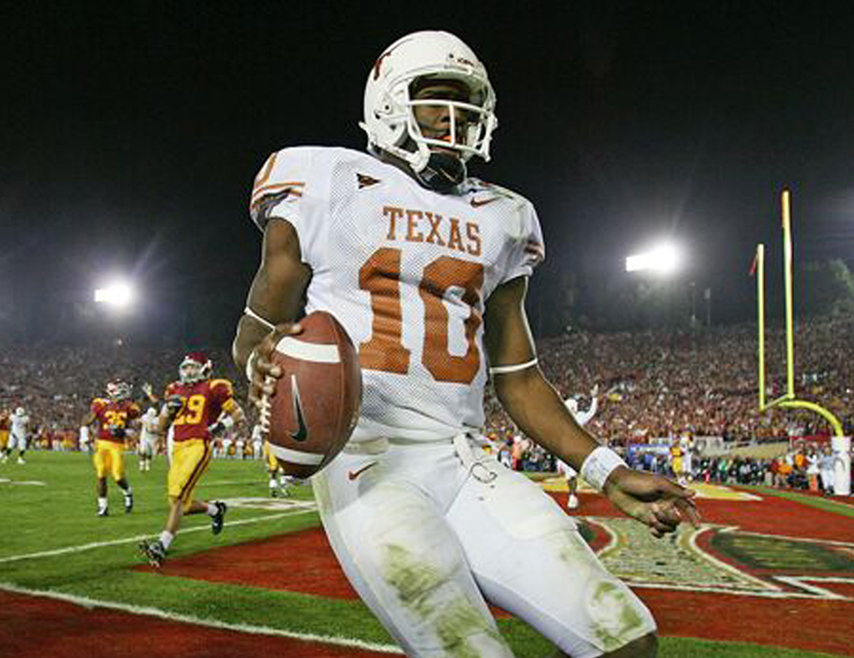 2010, BCS Game, Vince Young