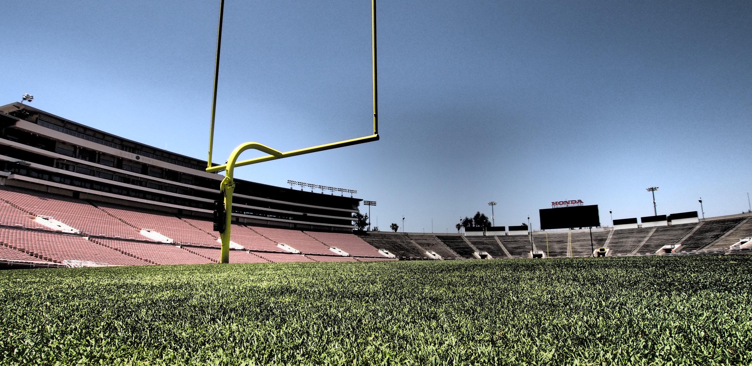 Rose Bowl Stadium_Field