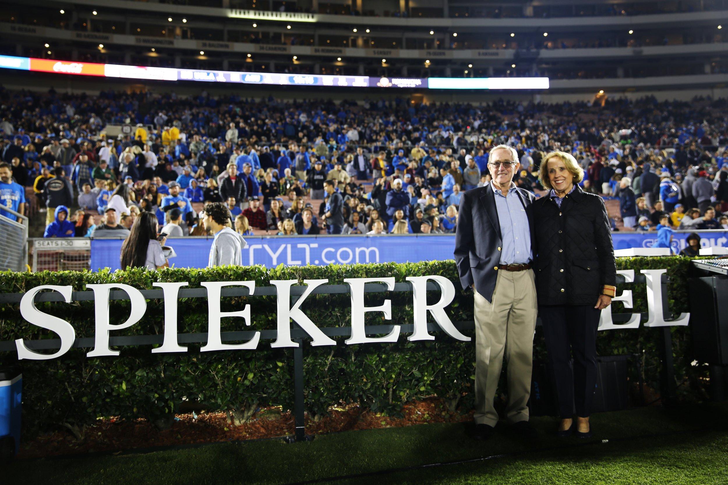 Spieker Field: