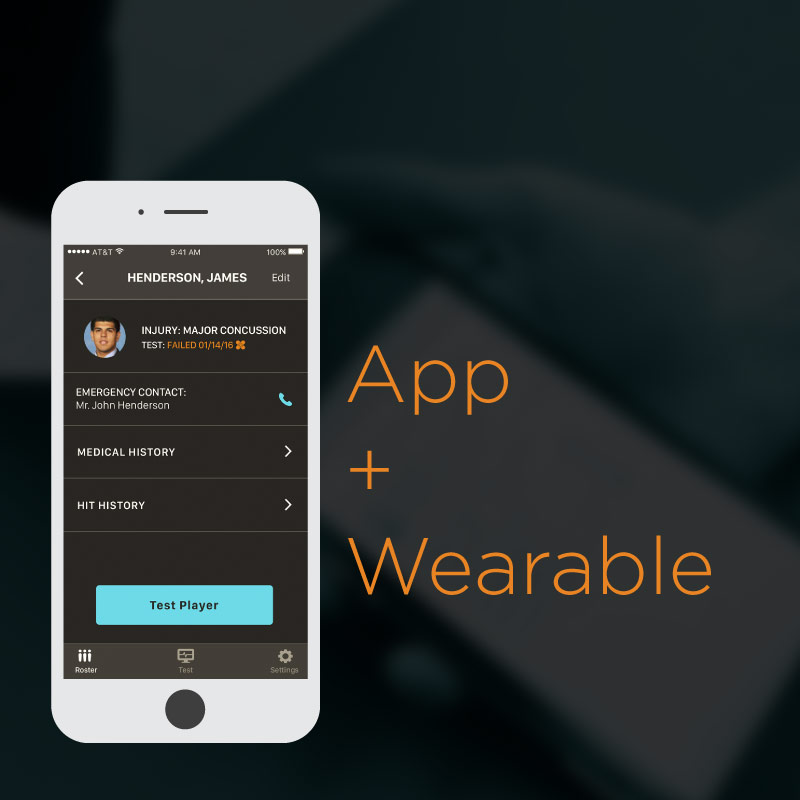 HOC // UI/UX, User Research &Testing, Wearable