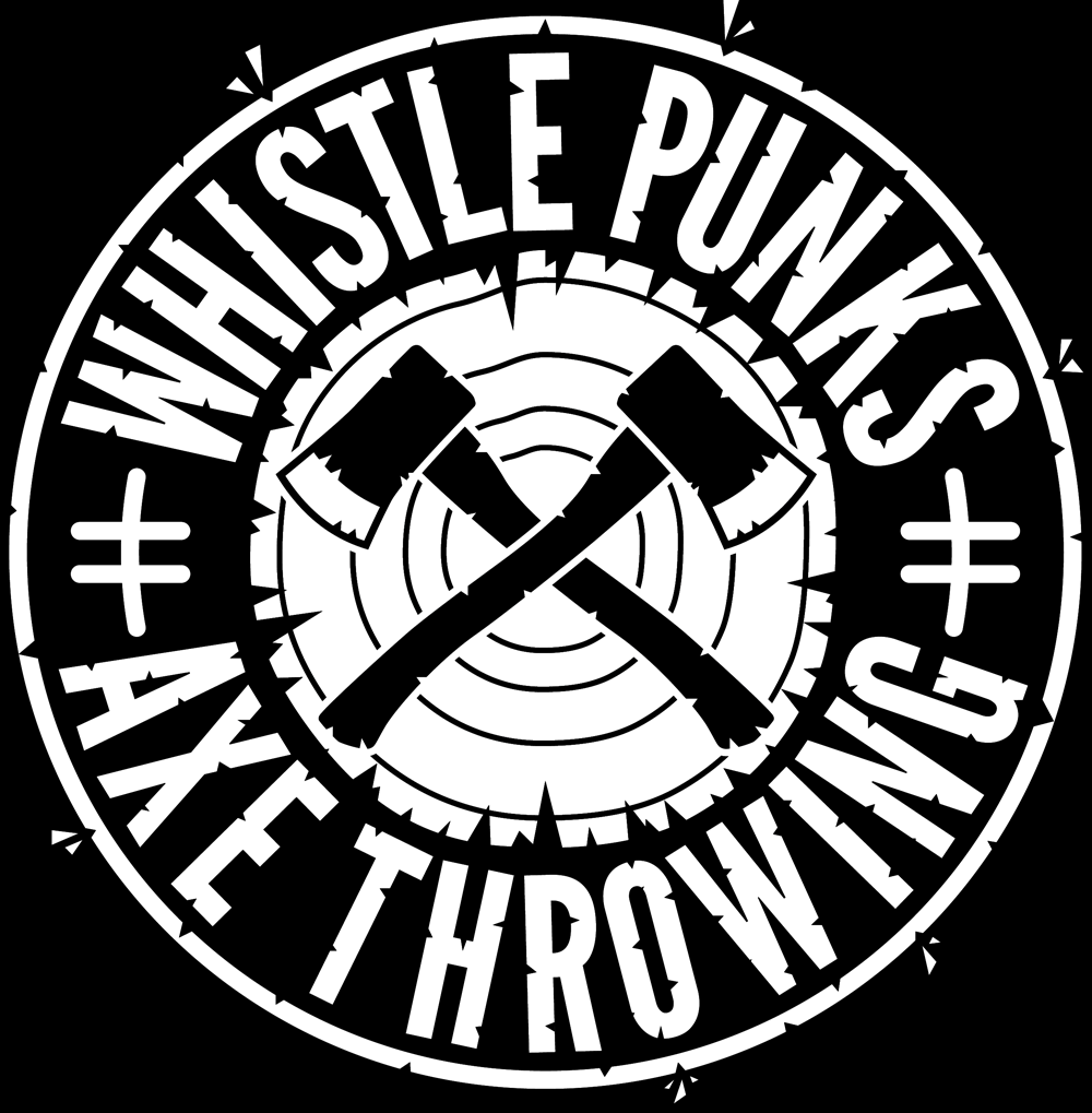 Whistle Punks Axe Throwing Manchester Things to do