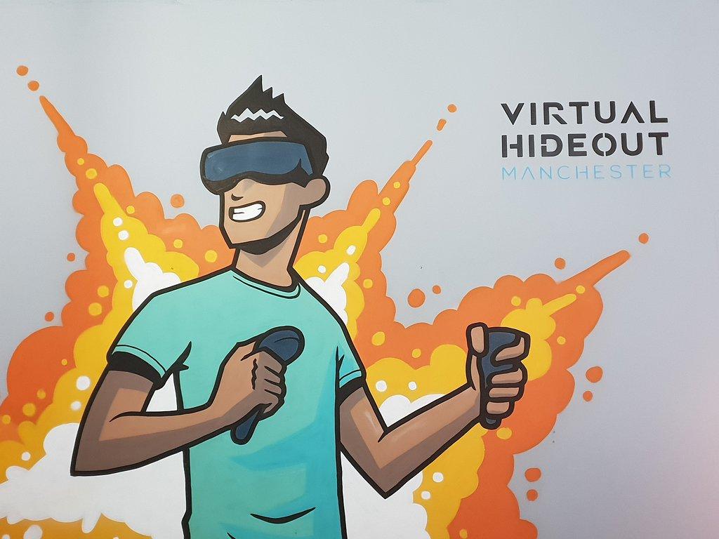 Virtual Hideout Manchester