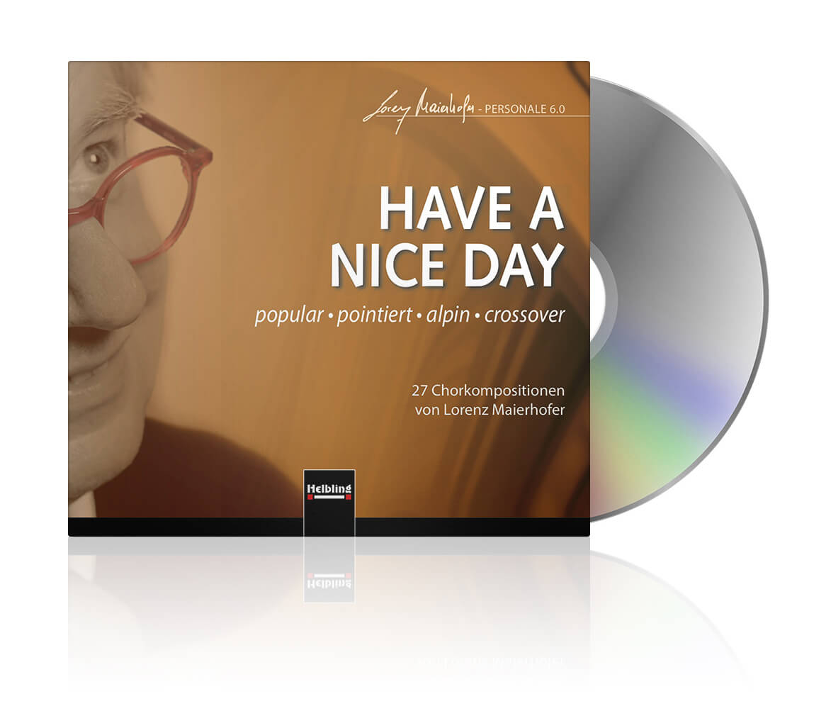 CD 3: Have a Nice Day